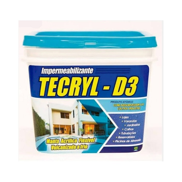 Tecryl D3 4KG