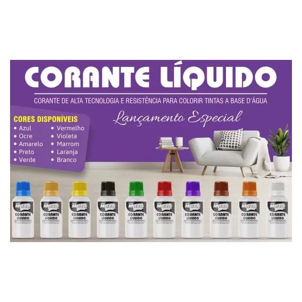 Corante Liquido Maza 50ML