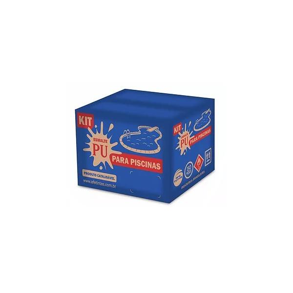 Kit PU Para Piscina Azul Mabtek 3,6L