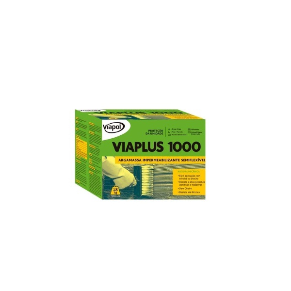 Viaplus 1000 CX 18KG