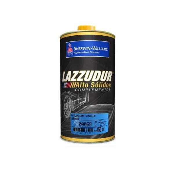 Acelerador Secagem 068 450 ml Lazzuril