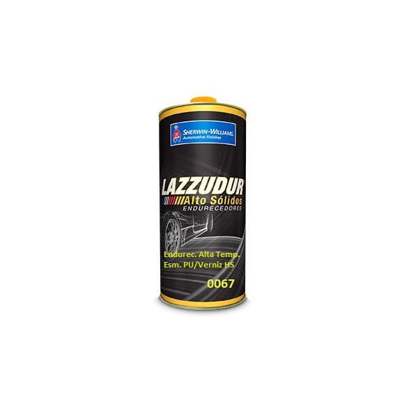 Endurecedor 067 P/esm. Pu E Verniz 450 ml Lazzuril