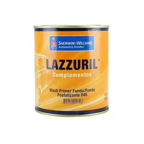 Wash Primer Fosf. S/cat. 600 ml Lazzuril