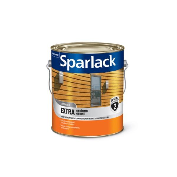 Verniz Extra Maritimo Brilhante 3,6l Sparlack