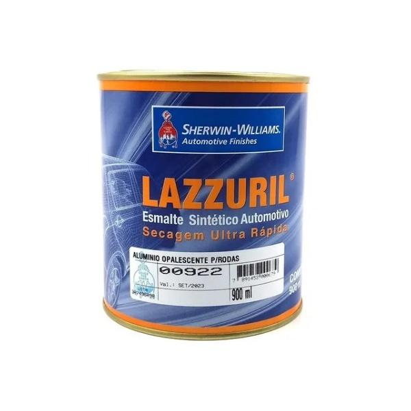 Aluminio Opal. P/rodas Sint. 900ML Lazzuril