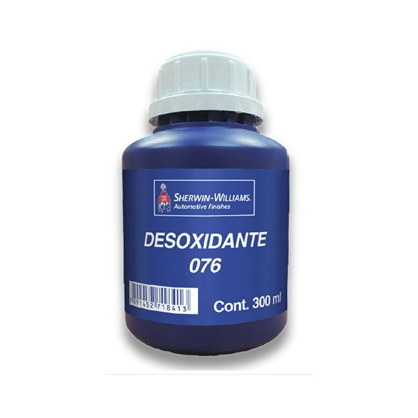 Desoxidante 076 Lazzuril 300ml