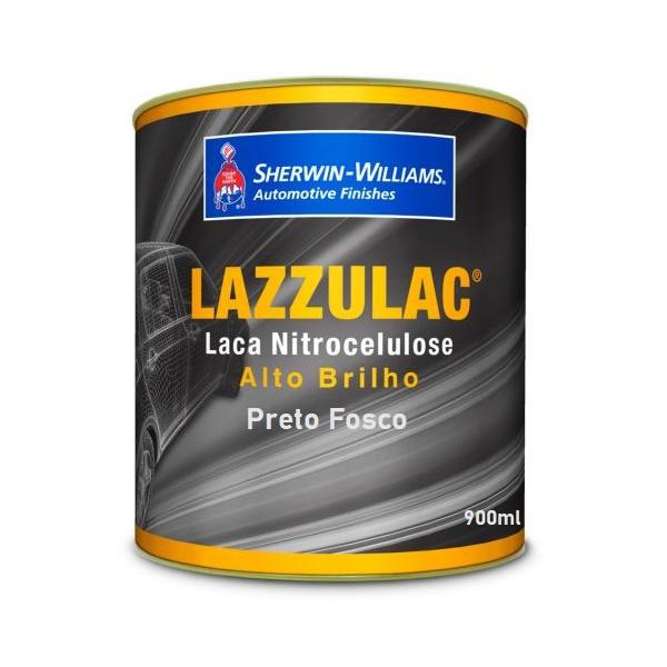 Preto Fosco 900 ML Lazzulac