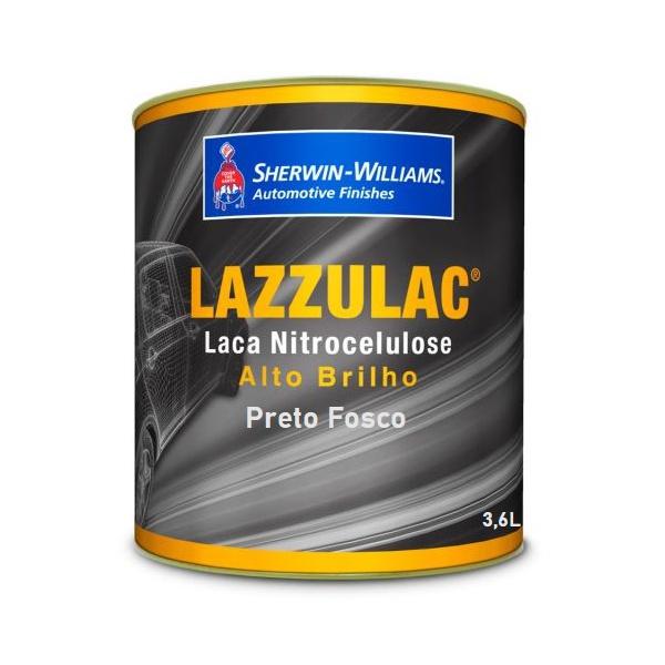 Preto Fosco 3,6 l Lazzulac