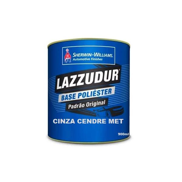 Cinza Cendre Met ( Ets ) 900ml Lazzudur