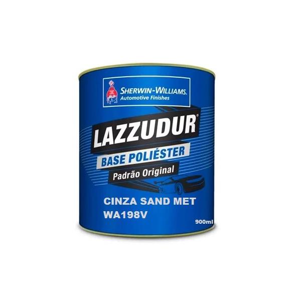 Cinza Sand Met Wa198v 900ml Lazzudur