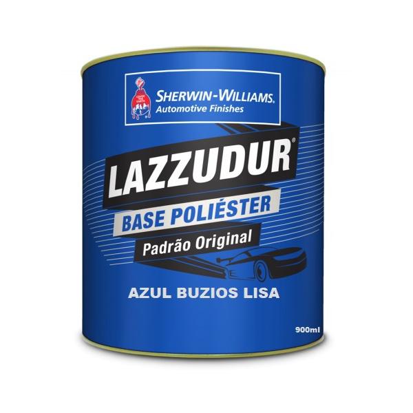 Azul Buzios Lisa 900ml Lazzudur