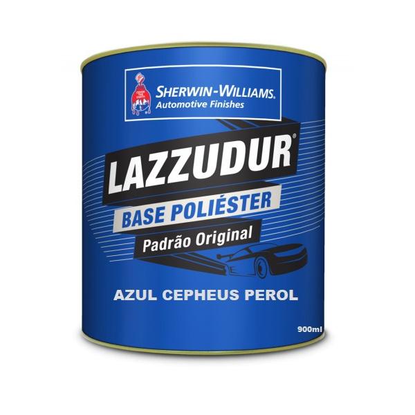 Azul Cepheus Perol 900 ml Lazzudur