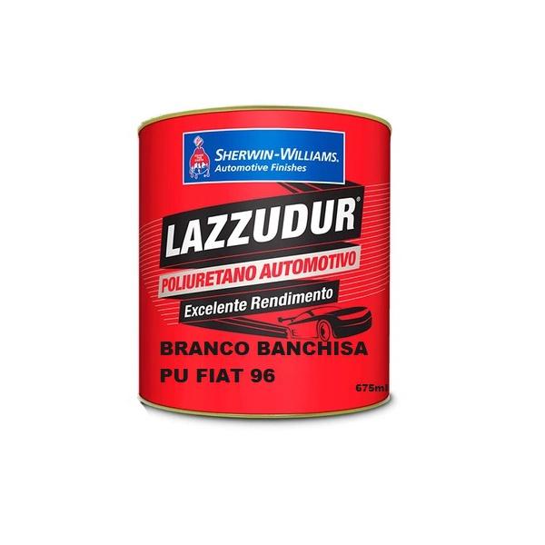 Branco Banchisa PU Fiat 675ml Lazzudur