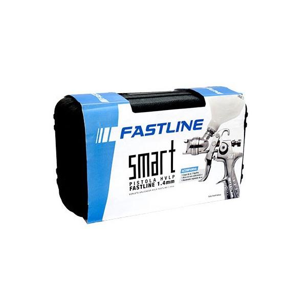 Pistola Fastline Smart 1.4 E 2.0 Maleta Lazzuril