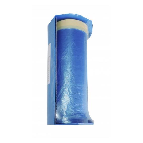 Plastico De Mascaramento C/f. Crepe E Dispensar Lazzuril