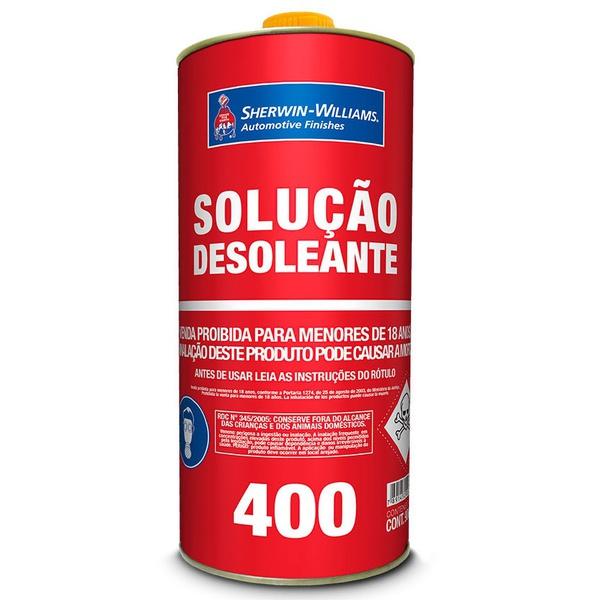 Soluçao Desoleante 900 ml Lazzuril