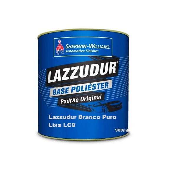 Branco Puro Lisa Lc9 900 ml Lazzudur