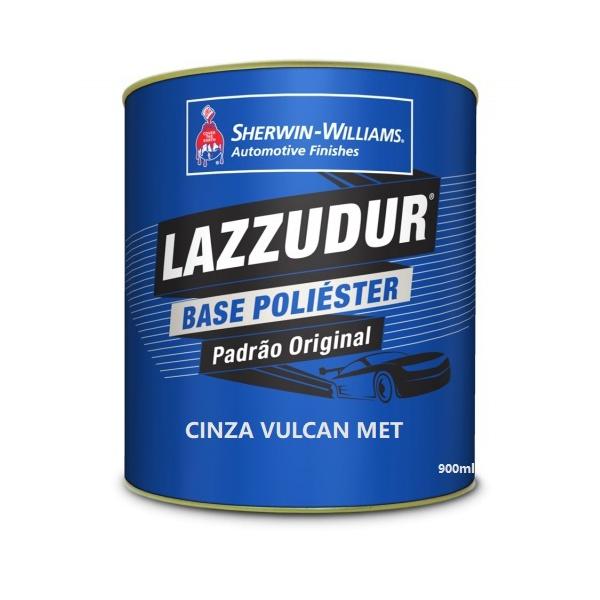Cinza Vulcano Met 900 ml Lazzudur
