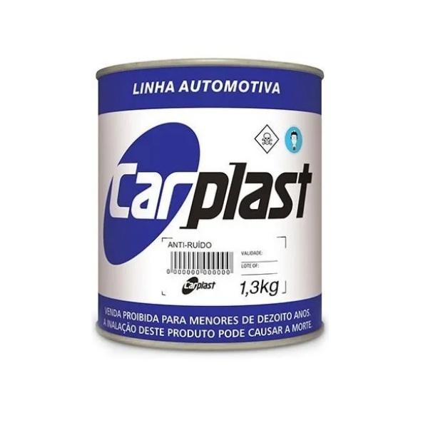 Anti-ruido Preto Carplast 1,3kg
