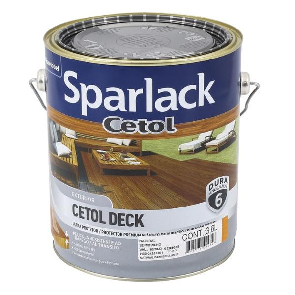 Cetol Deck S/b Sparlack 3,6l