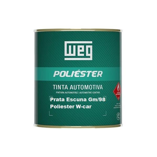 Prata Escuna Gm/98 Poliester W-car 900ml Weg