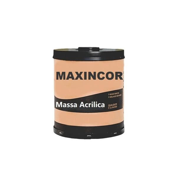 Massa Acrílica BC 21KG Maxincor