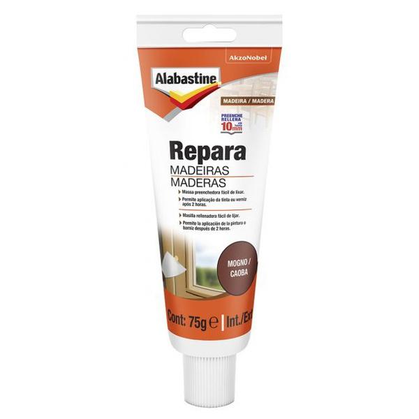 Repara Madeiras Mogno 75g - Alabastine.
