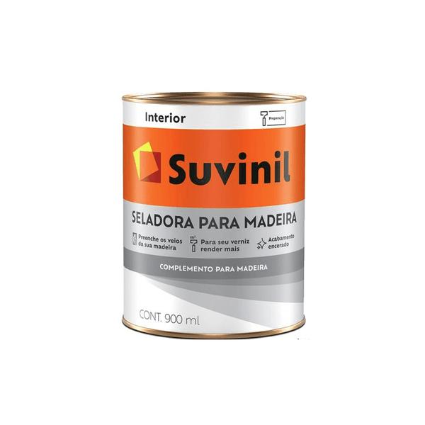Seladora para Madeira Suvinil 900ml