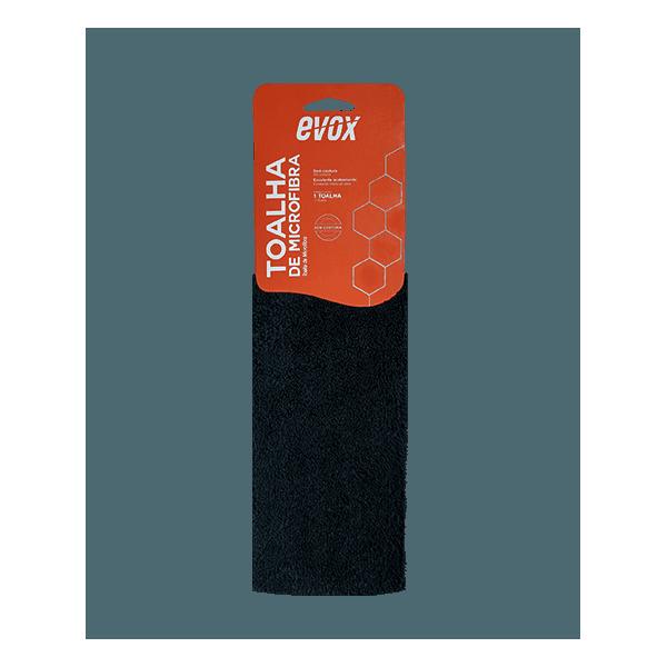 Toalha de Microfibra Felpuda Sem Costura 350GSM Evox