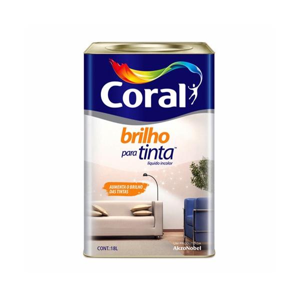 Brilho para tinta Coral 18L