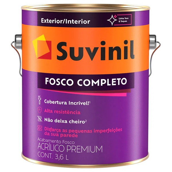 PEROLA ACR.FOSCO SUVINIL 3,6L