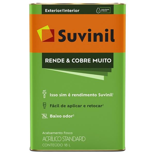 TINTA ACRÍLICA RENDE E COBRE MUITO COR UVA VERDE 18L