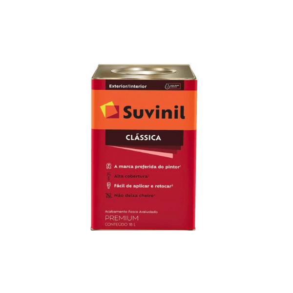Tinta Acrilica Classica PVA Suvinil 18 L