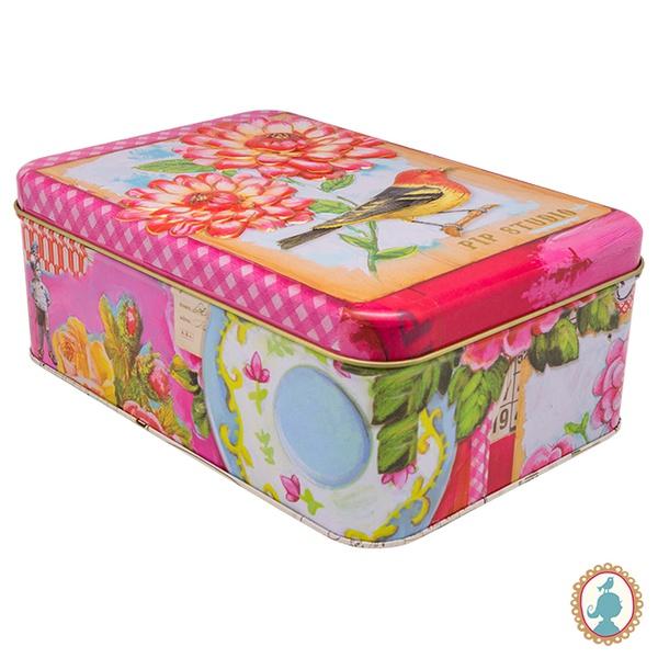 Caixa Floral Pip Studio