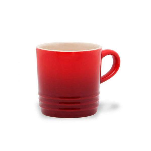 Caneca Cappuccino Vermelha