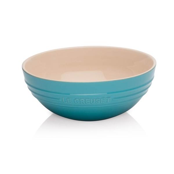 Bowl P/ Massa 26Cm Azul Caribe