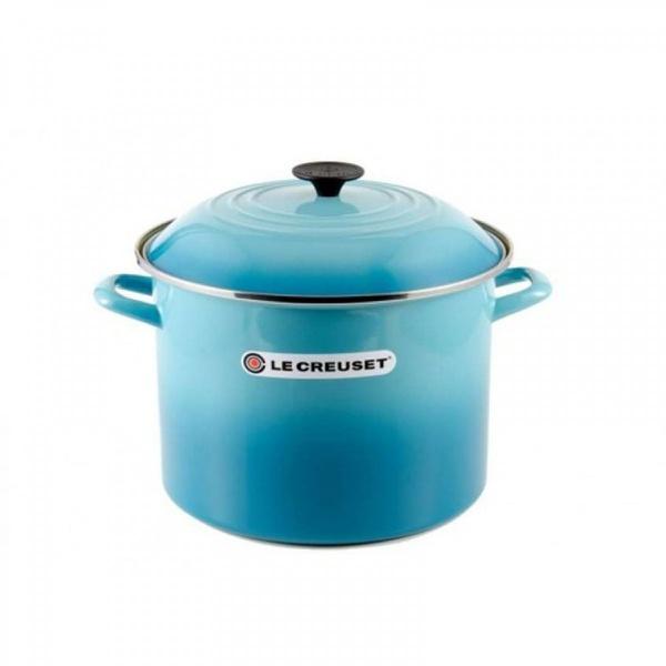Stock Pot 26cm Azul Caribe