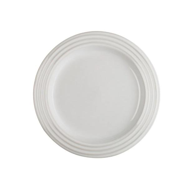 Prato Redondo 27 cm Branco