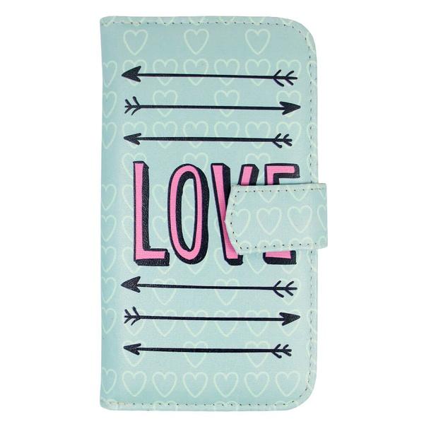 CAPA CARTEIRA ESTAMPADA LOVE LOVEGAME E179
