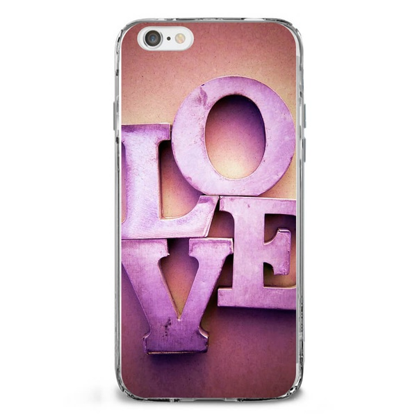 CAPA FLEXIVEL ESTAMPADA LOVE LOVE E116