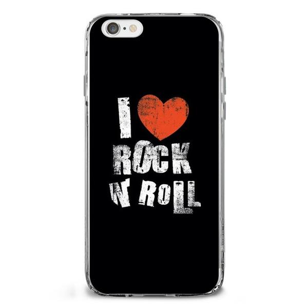 CAPA FLEXIVEL ESTAMPADA MUSIC I LOVE ROCKNROLL E081