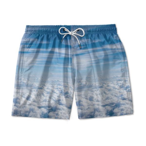 Short Praia Céu Azul