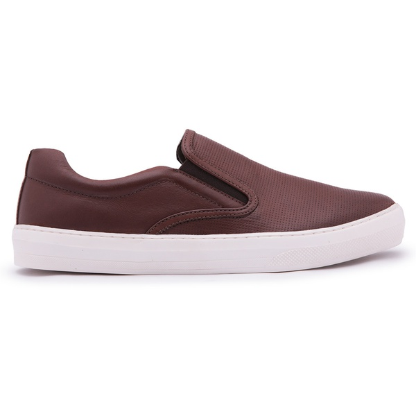 Slip On Cannes em Couro