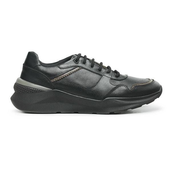 Tênis Sneaker Havai em Couro