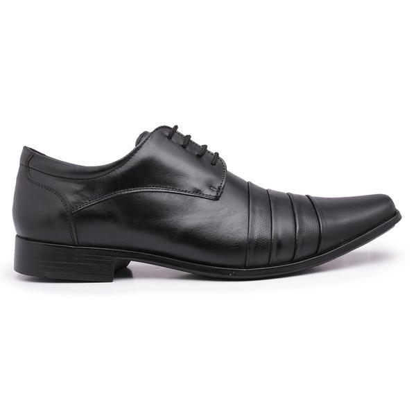 Sapato Social Ferrette Preto