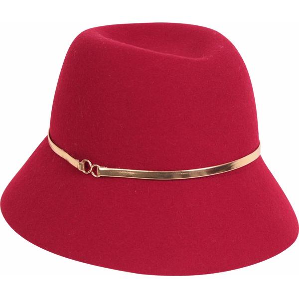 Chapéu Pralana Nice Vermelho