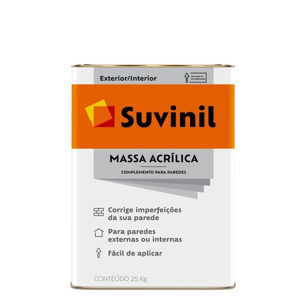 MASSA ACRILICA 18L SUVINIL