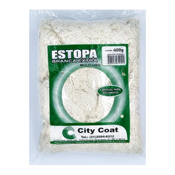 ESTOPA 400GR CITY COAT