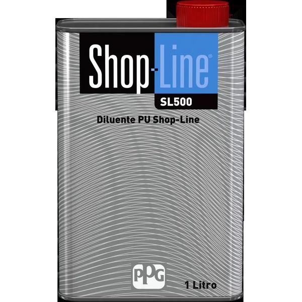SL500 DILUENTE PU 1L SHOP LINE PPG
