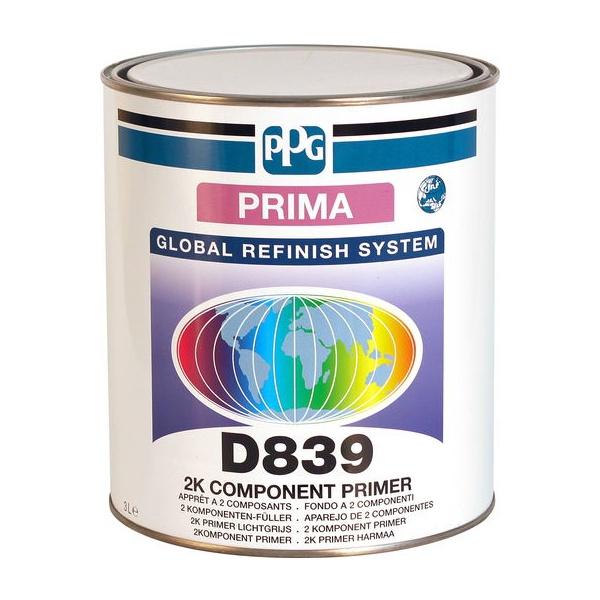 D839 PRIMER PU PRIMA 3L DELTRON PPG